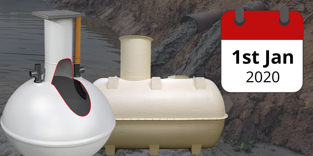 Are you up to date with the NEW septic tank regulations? | Elliotts